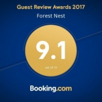 Book Forest Nest on Bookings.com.  We have a 9.1 Accommodation rating on Bookings.com in Tsitsikamma, Garden Route